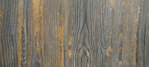штукатурка с эффектом дерева фото