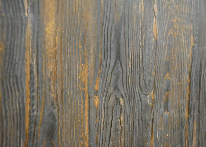 Имитация коры дерева. Цвет: серо-голубой, золотой фото, цена Пермь