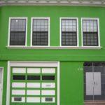 как покрасить фасад фото