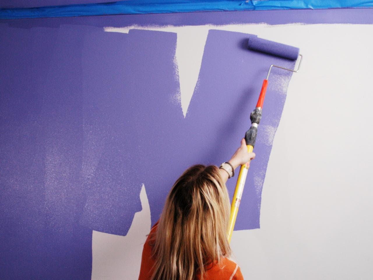 Краска для стен 79