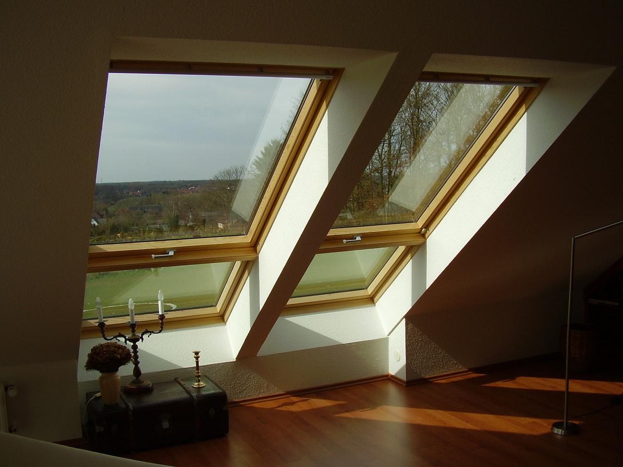 окна для мансарды фото