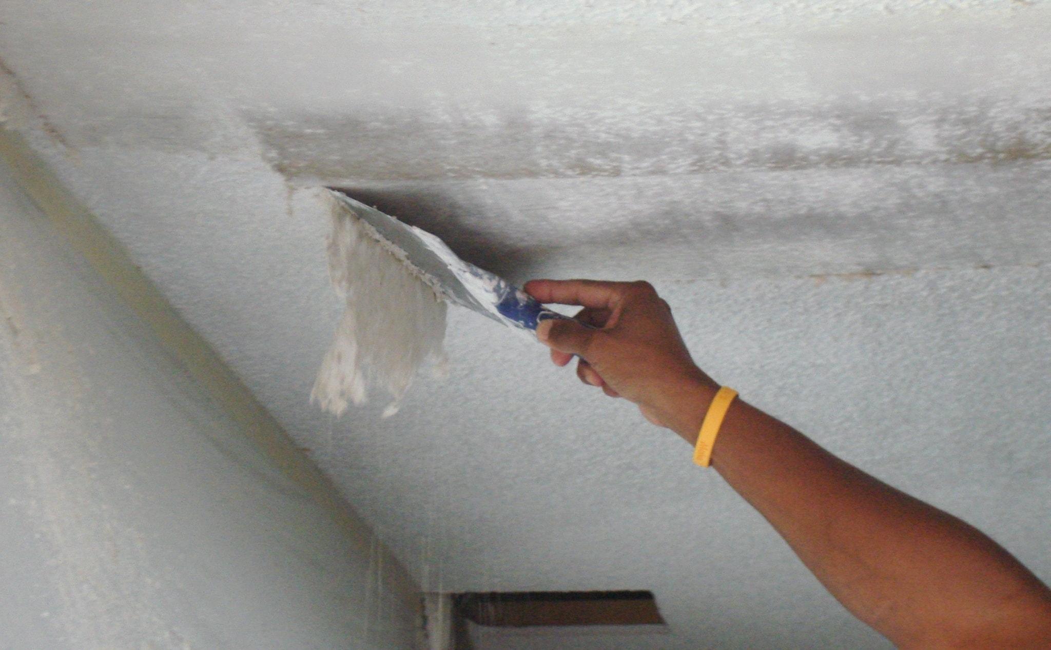 клеевой потолок фото