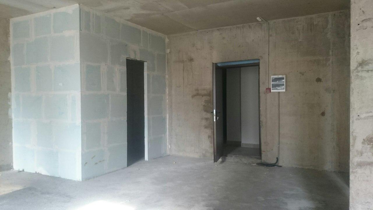 Фото чернового ремонта