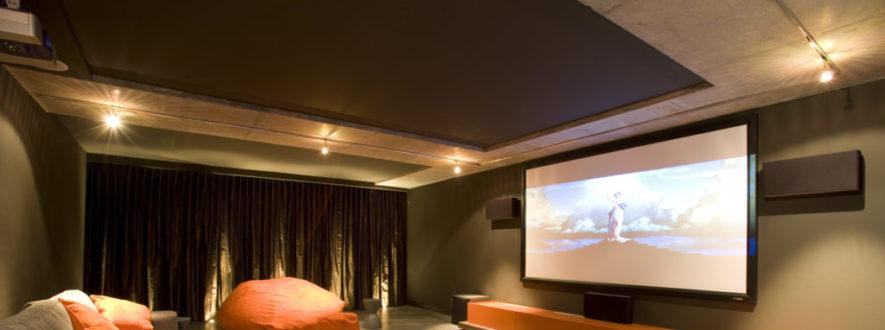 Что нужно для обустройства домашнего кинотеатра?